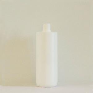 Flacone 500 ml bianco dritto - 9050201