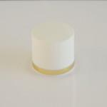 Tappo bianco riga oro - 9050402